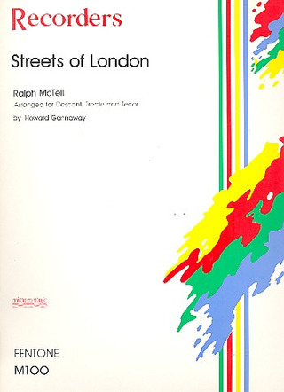 Mctell R.: Streets of London