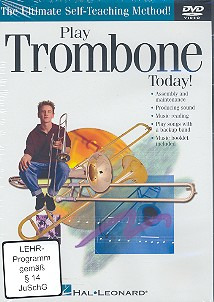 Play Trombone Today Dvd Tbn Dvd