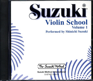 Violin School 1 – CD