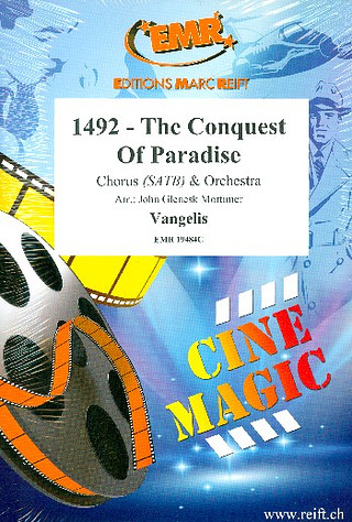 Vangelis: 1492 - The Conquest of Paradise