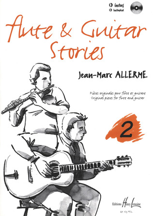 Jean Marc Allerme: Flute and Guitar Stories 2