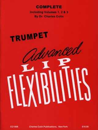 Colin Charles: Advanced Lip Flexibilities