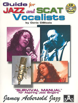 Denis DiBlasio: Guide for Jazz and Scat Vocalists