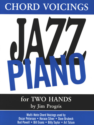 Progris Jim: Chord Voicings - Jazz Piano