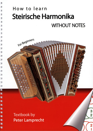 Peter Lamprecht: How to Learn Steirische Harmonika without Notes