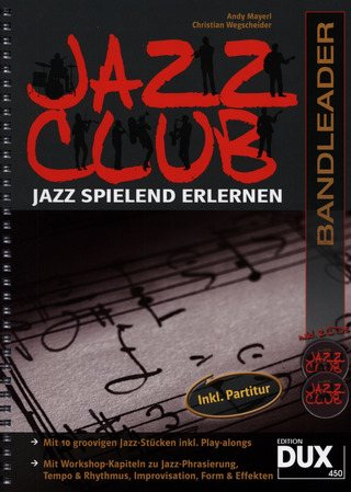 Andy Mayerl et al.: Jazz Club – Bandleader
