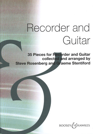 Recorder and Guitar