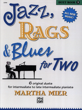 Martha Mier: Jazz, Rags & Blues for Two 3