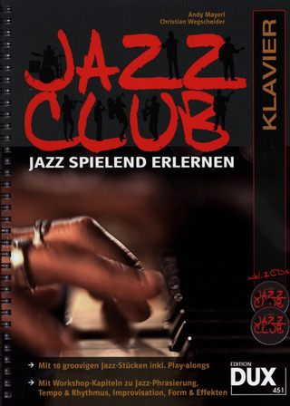 Andy Mayerl et al.: Jazz Club – Klavier