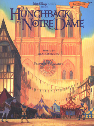Alan Menken: The Hunchback Of Notre Dame
