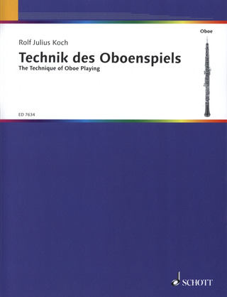 Rolf-Julius Koch: The Technique of Oboe Playing