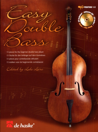 Easy Double Bass - 13 Stuecke Fuer Anfaenger