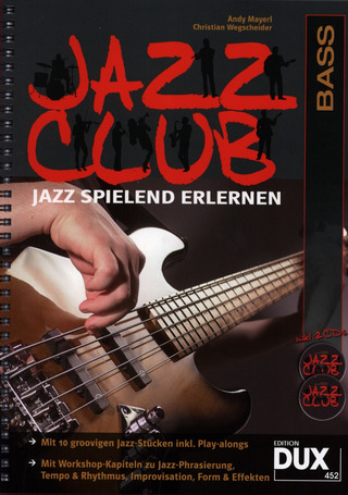 Andy Mayerl et al.: Jazz Club – Bass
