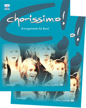 Chorissimo. Arrangements für Band 1–2
