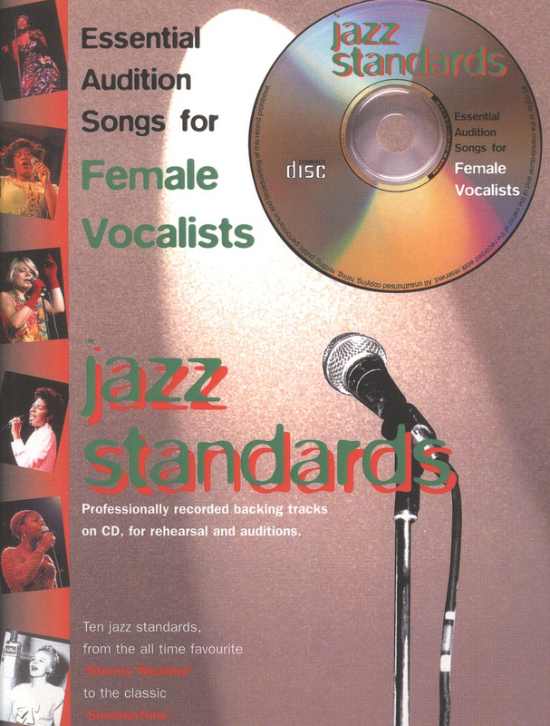 Audition Songs: Jazz Standards