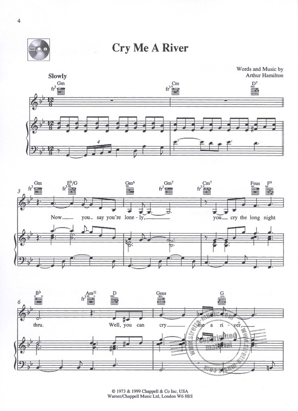 Audition Songs: Jazz Standards (1)