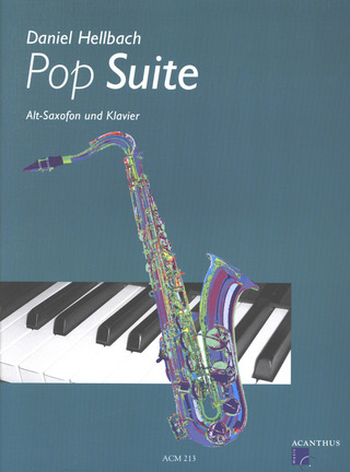Daniel Hellbach: Pop Suite