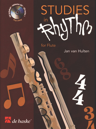 Hulten Jan Van: Studies In Rhythm