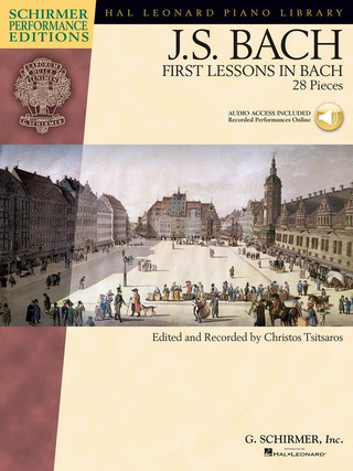 Johann Sebastian Bach: First Lessons in Bach