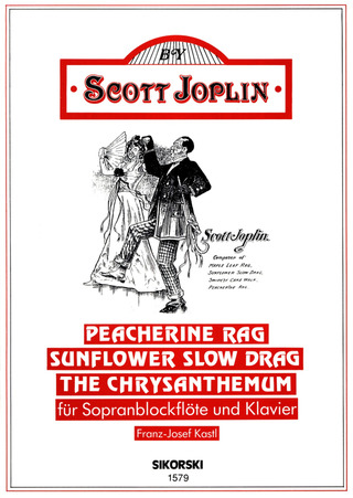 Scott Joplin: Peacherine Rag / Sunflower Slow Drag / The Chrysan