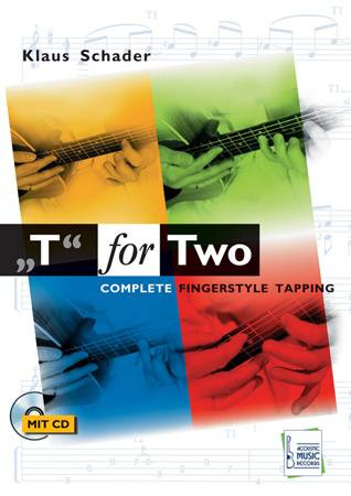 Schader Klaus: T For Two - Die Kunst Des Tapping