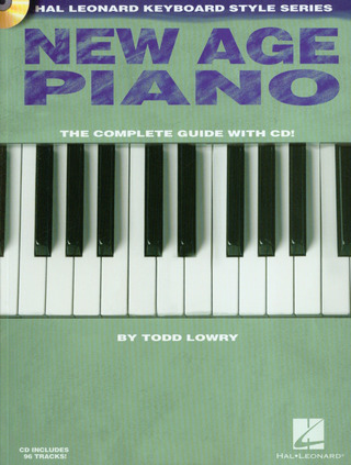 Lowry Todd: Hal Leonard Keyboard Style Series: New Age Piano