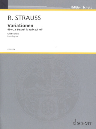 Richard Strauss: Variationen