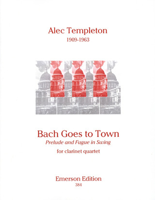 Templeton Alec: Bach Goes To Town