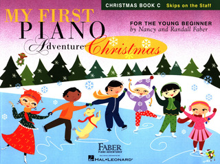 Randall Faber et al.: My First Piano Adventure – Christmas Book C