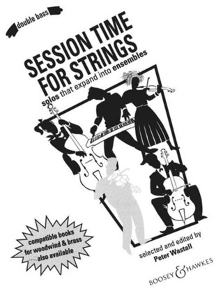 Peter Wastall: Session Time for Strings