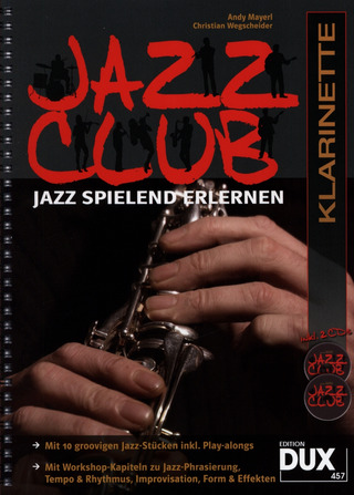 Andy Mayerl et al.: Jazz Club – Klarinette in B