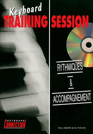 Eric Thievon: Keyboard Training Session