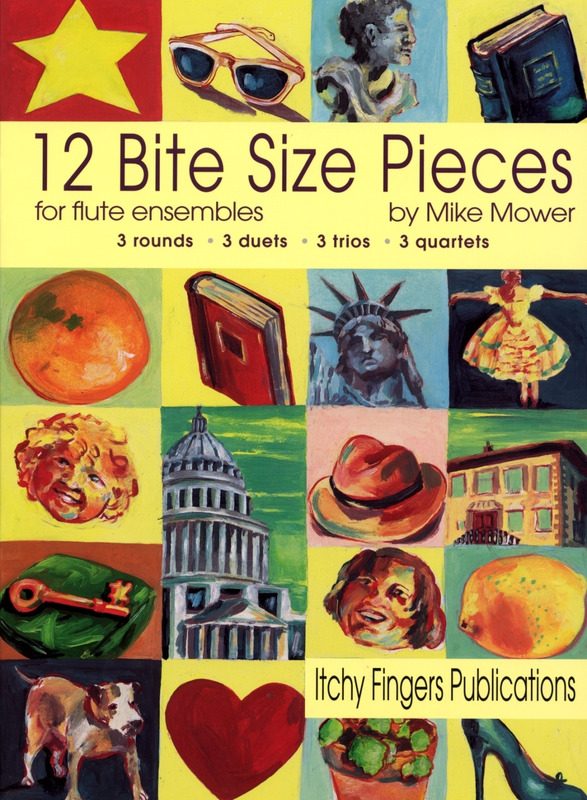 Mike Mower: 12 Bite Size Pieces
