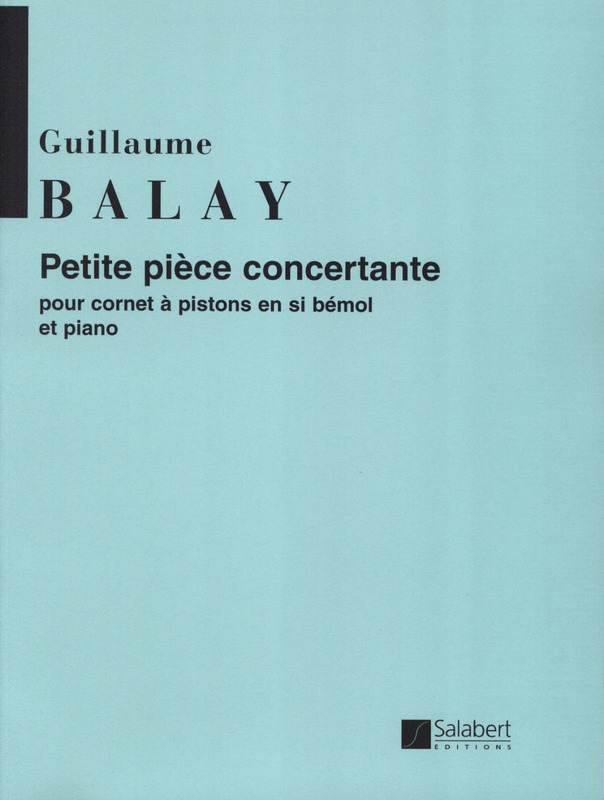 Guillaume Balay: Petite pièce concertante