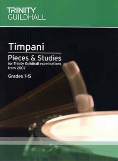 Trinity College London: Timpani Pieces & Studies