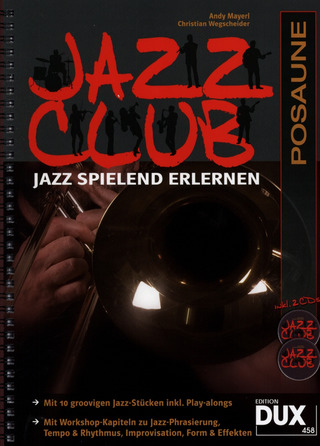 Andy Mayerl et al.: Jazz Club – Posaune in C