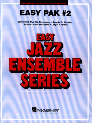 Easy Jazz Ensemble Pak #2
