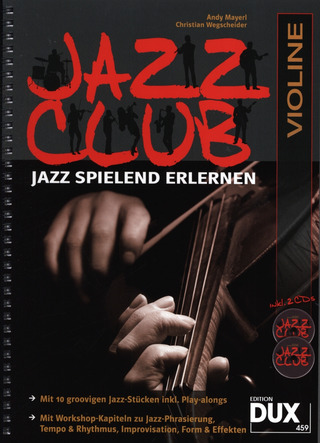 Andy Mayerl et al.: Jazz Club – Violine