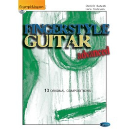 Daniele Bazzani et al.: Fingerstyle Guitar advanced