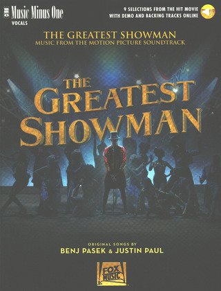 Benj Pasek y otros.: Music Minus One: The Greatest Showman