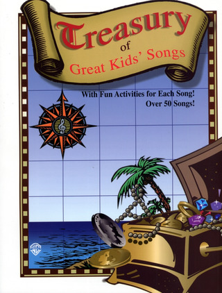 Treasury of Great Kid's Songs