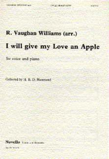 Ralph Vaughan Williams: Vaughan Williams I Will Give My Love An Apple Unis