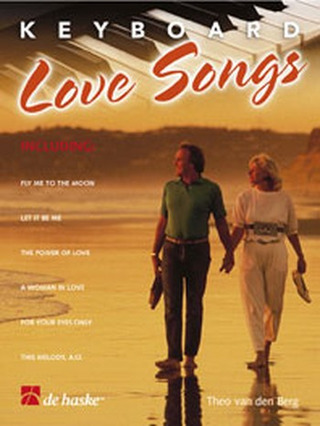 Berg T. Van Den: Love Songs
