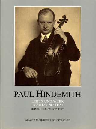 Briner Rexroth: Paul Hindemith