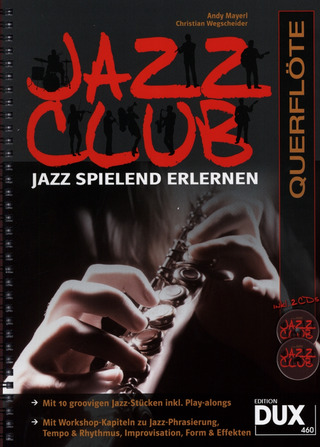 Andy Mayerl et al.: Jazz Club – Flöte
