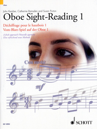 John Kember: Oboe Sight-Reading 1