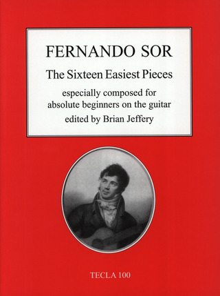 Fernando Sor: The 16 Easiest Pieces
