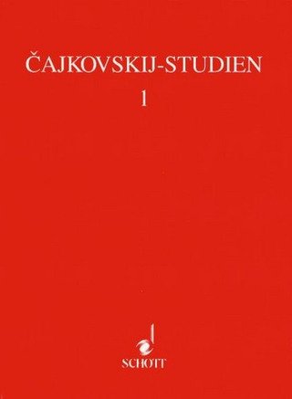 Internationales Cajkovskij-Symposium Tübingen 1993
