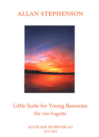 Allan Stephenson: Little Suite For Young Bassons