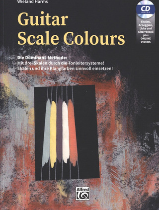 Wieland Harms: Guitar Scale Colours